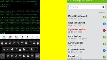 Nokia N9 tips & tricks cz. 30 — kolorowe ikony na liście ostatnich połączeń