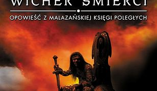 Malazańska Księga Poległych. Wicher śmierci