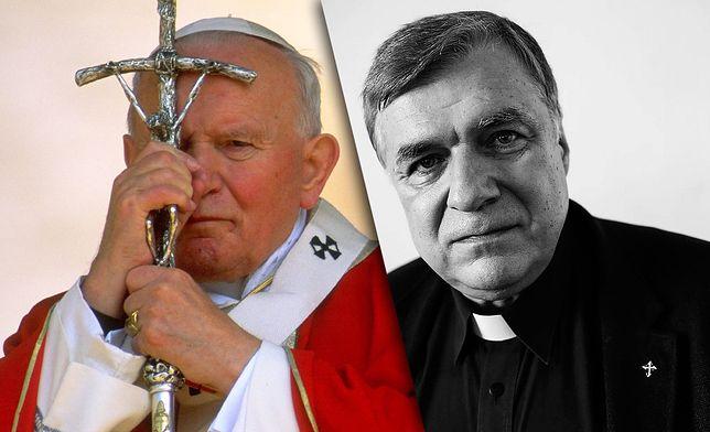 Ojciec Maciej Zięba o Janie Pawle II