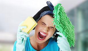 Najbardziej znienawidzone obowiązki domowe