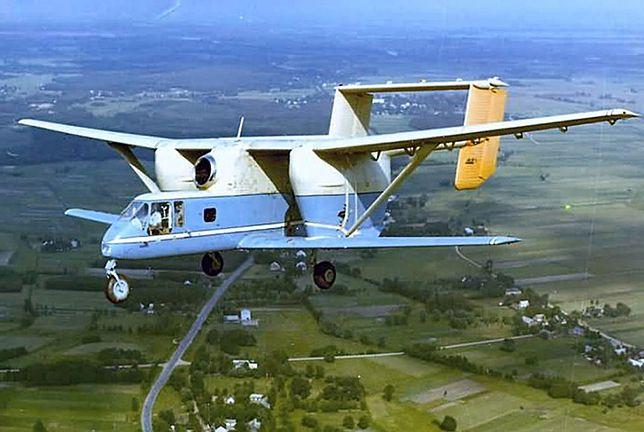 PZL M-15 Belphegor - jedyny rolniczy dwupłatowy odrzutowiec na świecie