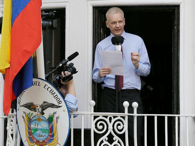 Szwedzki rząd zaatakowany. To za Assange'a!
