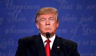 Portal Slate: serwery organizacji Trumpa komunikowały się z bankiem w Rosji