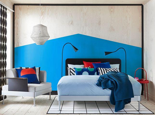Tom Dixon po raz drugi projektuje dla IKEI. Tym razem przeprowadza rewolucję w ... sypialni!