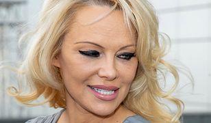 Pamela Anderson w Paryżu