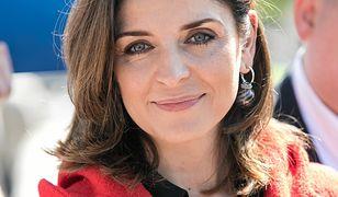 Joanna Mucha zagłosowała