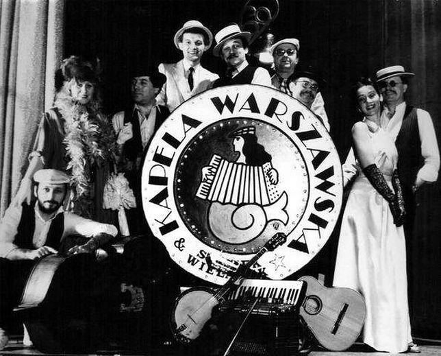 Za darmo: Koncert Staśka Wielanka i Kapeli Warszawskiej