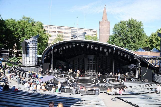 Amfiteatr w Opolu