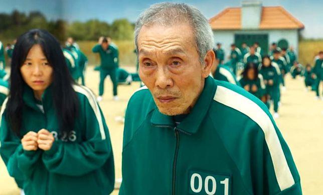 Kim jest aktor, który grał gracza 001?