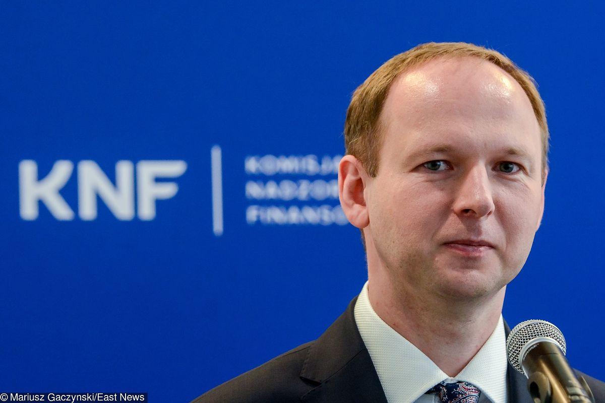 Marek Chrzanowski - kim jest przewodniczący KNF?