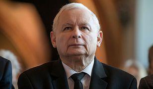 Jarosław Kaczyński, prezes PiS / fot. Michał Woźniak