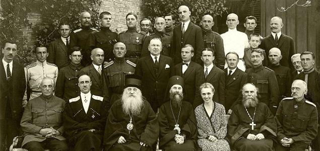 Gen. Nikołaj Skoblin - agent NKWD wśród ''białej'' emigracji w Paryżu