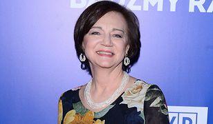 Małgorzata Zimmer pożegnała w ostatnim czasie wiele bliskich osób
