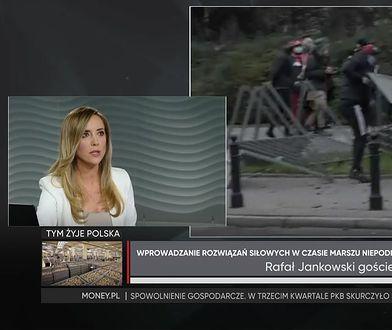 Strajk kobiet. Policja chroni dom Jarosława Kaczyńskiego. Reakcja szefa związku zawodowego policjantów