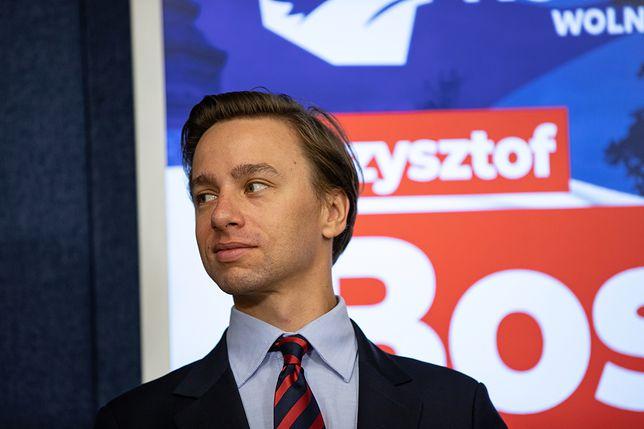 Krzysztof Bosak, poseł Konfederacji