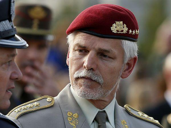 Szef czeskiego Sztabu Generalnego gen. Petr Pavel