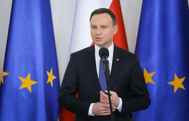 Paweł Soloch: spotkanie z Obamą nie jest głównym celem wizyty Dudy w USA