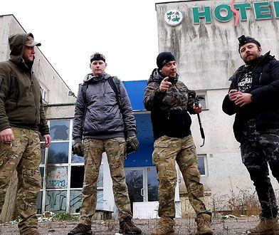 Opuszczony hotel PTTK w Puławach. Od lat straszy wygladem