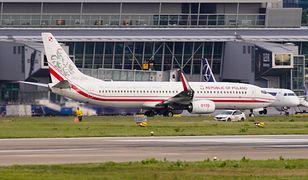 Lotnisko w Warszawie