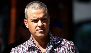 Robbie Williams na rajskiej wyspie. Dopadł go tam koronawirus