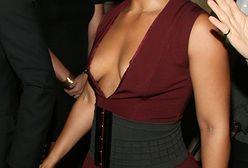Alicia Keys pokazała skromny biust