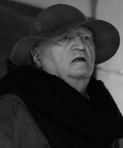 Jan Książek nie żyje. Przez 30 lat grał tę samą rolę