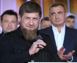Koronawirus w Rosji. Dyktator Czeczenii trafił do szpitala w Moskwie