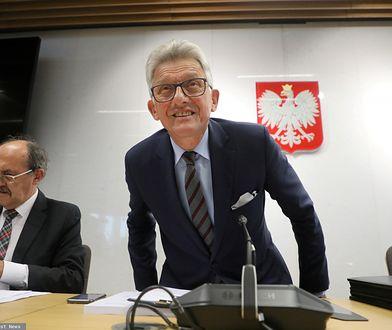 PiS wycofa się z Piotrowicza? Znamy tajny plan partii