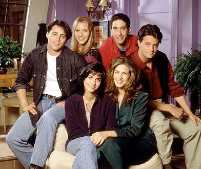"""""""Przyjaciele"""" - serial stał się kultowy"""