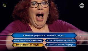 """Katarzyna Kant-Wysocka w marcu wygrała """"Milionerów"""""""