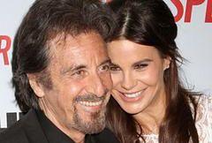 Al Pacino i Lucila Sola - dzieli ich 39 lat, łączy wielka miłość