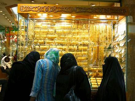 Dubaj – w królestwie zakupów