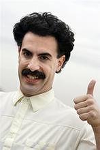 Borat nie zagra w Queen
