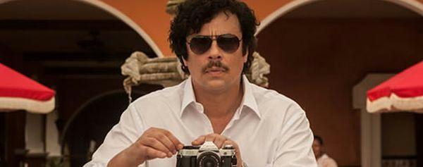 Benicio Del Toro jako Pablo Escobar