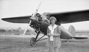 """Tajemnicze zniknięcie słynnej pilotki. """"Ostatni lot Amelii Earhart"""""""