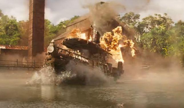 """Kadr z filmu """"Wyprawa do dżungli"""""""