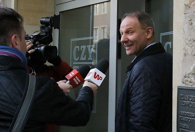 Jacek Protasiewicz odwołał się od decyzji o wykluczeniu go z PO