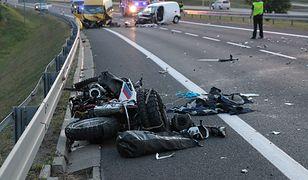 W 2016 roku znaczący wzrost śmiertelnych wypadków motocyklistów