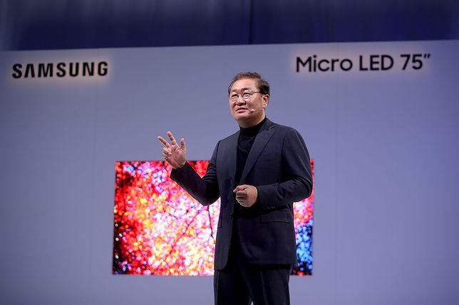 Samsung na targach CES 2019