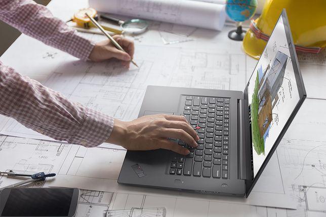 Biznesowo Ekstremalny Lenovo ThinkPad X1 Extreme