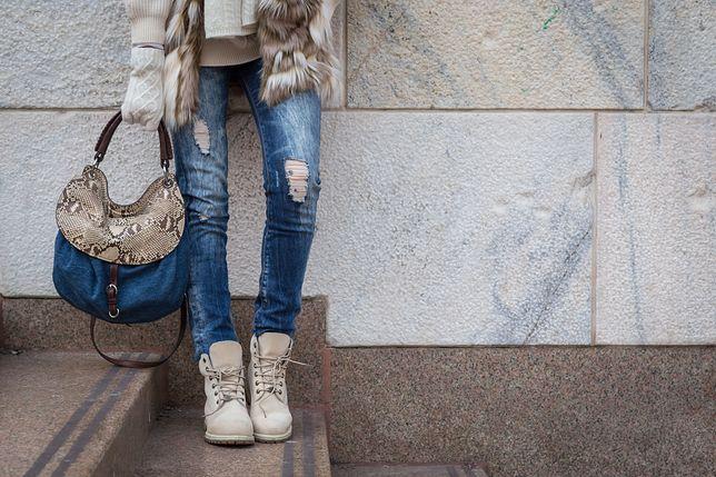 Sznurowane botki z futrem będą hitem jesieni i zimy