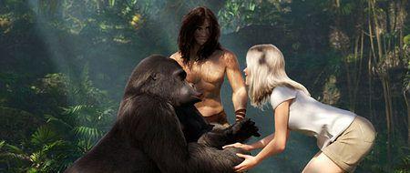 Tarzan. Król dżungli - polski zwiastun