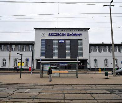 Dworzec w Szczecinie - wielka metamorfoza