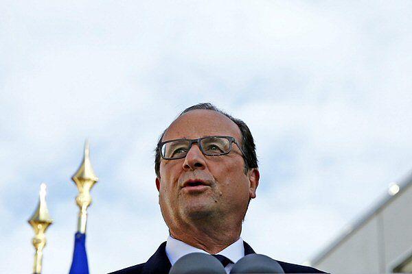 Francois Hollande: nie dostarczymy Rosji Mistrala z powodu jej działań na Ukrainie