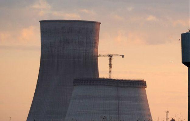 Incydent na Białorusi podczas transportu korpusu reaktora atomowego