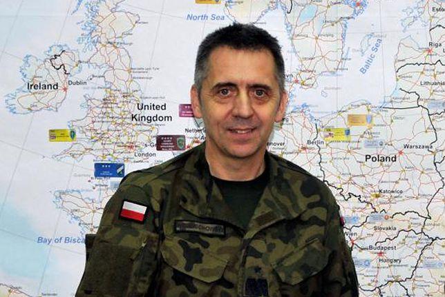 Gen. bryg. Sławomir Wojciechowski