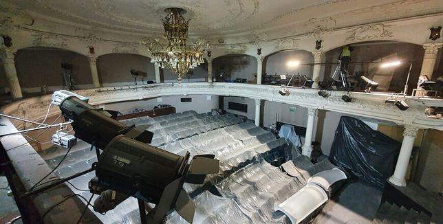 Teatr Nowy w Zabrzu zyskał nowy wygląd.