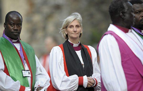 W Kościele anglikańskim kobiety będą biskupami