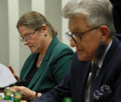 Komisja Sprawiedliwości i Praw Człowieka debatuje nad kandydaturami Piotrowicza i Pawłowicz