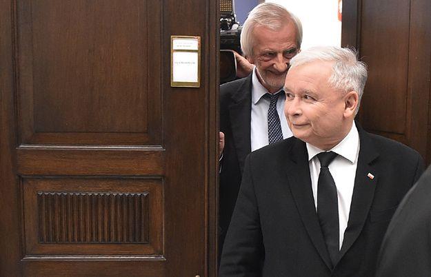 Opozycja po spotkaniu u Marszałka Sejmu w sprawie TK